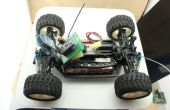 Utilizando Arduino y Bluetooth control de un coche de dos unidades