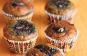 Blueberry Muffins de Grub. Libre de gluten