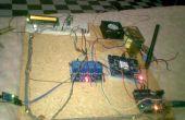 INVERNADERO controlado GSM para zonas rurales de África