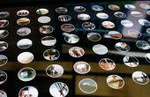 Viajes foto confeti DIY