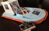 Cómo hacer un aerodeslizador RC