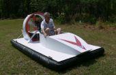 10 HP aerodeslizador