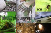 Todo lo que necesitas saber sobre fotografía