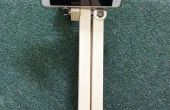 BRICOLAJE madera auto ajuste Selfie capaz de doble palo bajo 2$