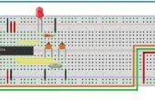 Arduino en un protoboard con un FT232RL