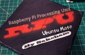 Unidad de procesamiento de RPU frambuesa Pi