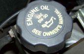 ¿Tiempo para cambiar el aceite?