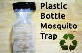 Botella de plástico la trampa del Mosquito