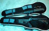Caso de Rifle personalizado de violín