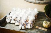 Favores de la boda de DIY Smores! Yum!