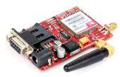 Interfaz SIM900A módem GSM con Arduino