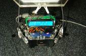 Arduino controla Rotary Stewart Platform