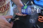 Cómo hacer una botella de agua con cámara espía ocultos