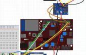 Control de Servos por medio de Bluetooth (RN-42) y LabVIEW