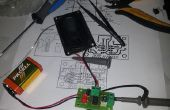 Sencillo amplificador con TDA2822M