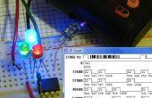 Visualización y captura de señal de Control remoto IR