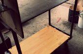Mesa de diseño de la soldadura