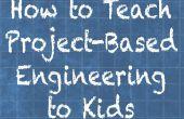 Cómo enseñar ingeniería basado en proyectos para niños