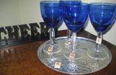 Encantos de Copa de vino Scrabble(TM)