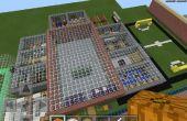 Escuela de Minecraft
