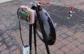 Sensor de distancia por ultrasonidos de largo alcance