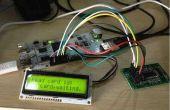 Módulo RFID de HY502B para pcDuino
