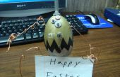 Cómo hacer un huevo de Pascua de Steampunk