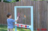 Caballete de acrílico al aire libre a los niños