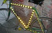 Brillante bici DIY Kit de instalación