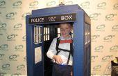 Médico que Tardis Costume