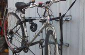 Soporte repropuesto como soporte de reparación de bicicleta de la bici