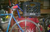Construir su propia bicicleta rack!