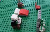 Cómo hacer muebles de lego