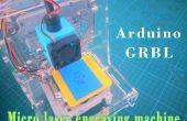 Máquina de grabado láser GRBL-mini