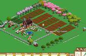 Hacer un jardín de Farmville Real