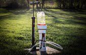 Proyecto de cohete de agua