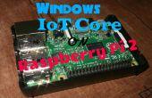 (ANTICUADO) Cómo Flash Windows IoT base de frambuesa Pi 2 y acceso a él a través de navegador Web