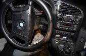 Comience su coche con una unidad flash.