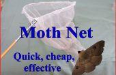 Polilla de la red, rápido, barato y efectivo