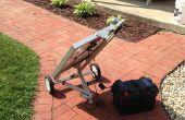 Auto Solar portátil, sistema de seguimiento