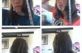 Cómo hacer crecer el cabello 1 pulgada o más en una semana, con el método de inversión.