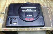 Sega Genesis modelo 1 región modificación