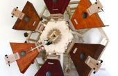 El Hexachord, un instrumento rotatorio