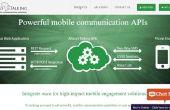Reconocimiento de imágenes de Edison Opecv de Intel con el gateway SMS de AfricasTalking (envío del nodo)