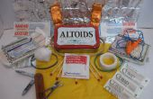 Kit de supervivencia simple Altoids urbano al aire libre!