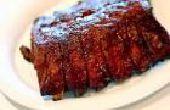 Barbacoa casera deliciosa