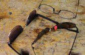 Cómo reemplazar los desaparecidos almohadillas en sus gafas de