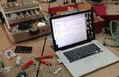 Baño de IoT vacante indicador de Hackers
