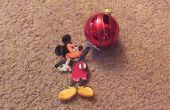 Dibujado el adorno de Mickey Mouse