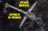 K'NEX caza estelar B-Wing de Star Wars